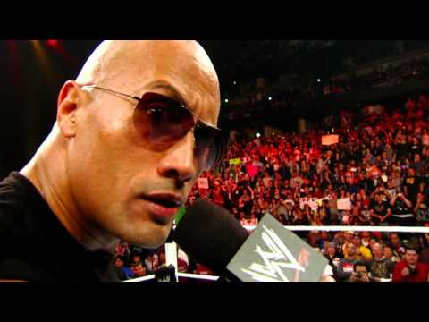 Survivor Series: The Rock Returns - Sunday November 20th