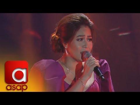 ASAP: Roselle Nava sings
