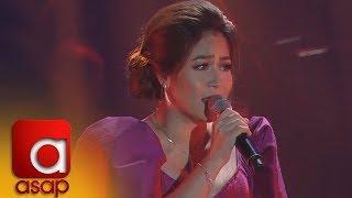 """Video ASAP: Roselle Nava sings """"Dahil Mahal na Mahal Kita"""" download MP3, 3GP, MP4, WEBM, AVI, FLV Juni 2018"""