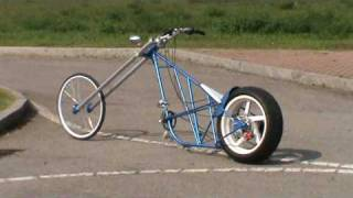 Mr. Bist: Chopper Bike hand made