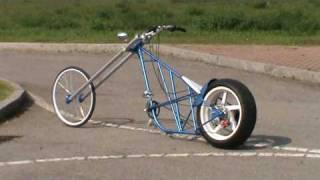 как сделать велосипед чоппер