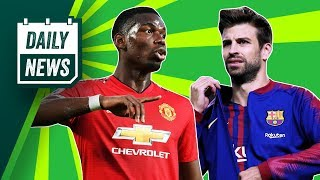Sancho to Liverpool, Chelsea to FIRE Sarri? + Champions League preview ►Onefootball Daily News
