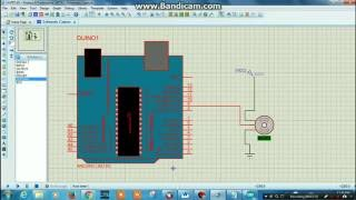 Servo Motor To Arduino Proteus Simulation Tutorial 8