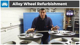 Project GTi - Alloy Wheel Refurbishment