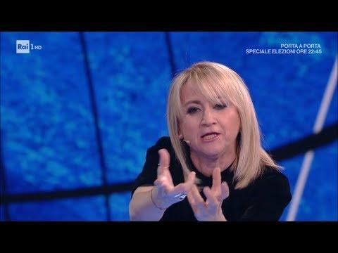 Luciana Littizzetto - La vita che vorrei (1^ parte) - Che tempo che fa 04/03/2018