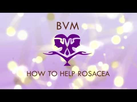 HOW TO HELP: ROSACEA