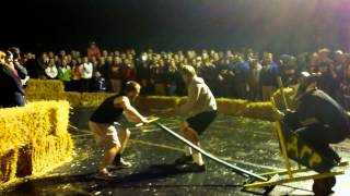 University of Idaho | Chariot Races 2013