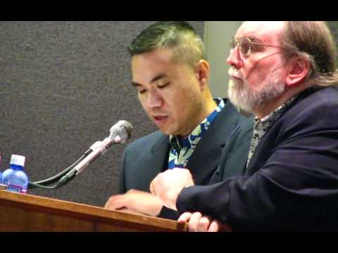 Budget Questions for Governor Abercrombie by Senator Sam Slom