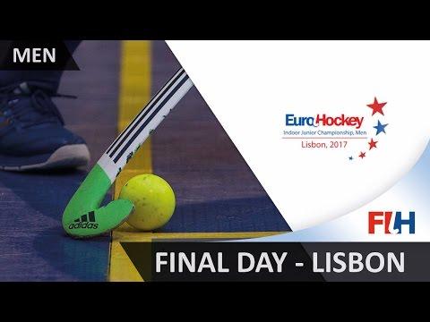 2017 EuroHockey Indoor Junior Championship - Final Day - Lisbon, Portugal