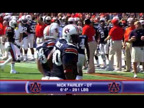 Nick Fairley Highlights
