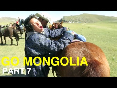 Go Mongolia Part 7: 4 Days of Horseback Riding | Central Mongolia