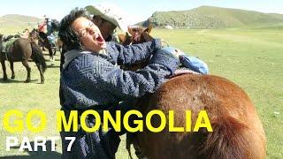 Go Mongolia Part 7: 4 Days of Horseback Riding | Central Mongolia