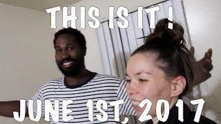 Жизнь в США: VLOG   ДОЛГАЯ НОЧЬ. ПЕРЕЕЗД, И МЫ ДОМА! June 1, 2017 #TheLittlesFamily