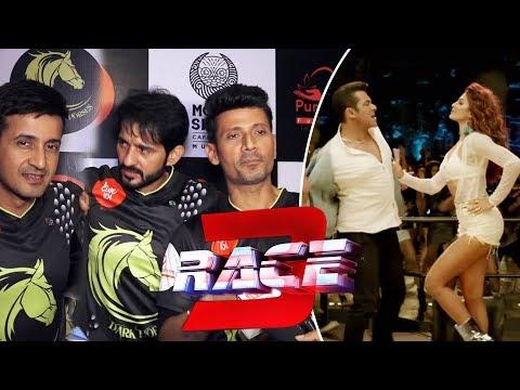 Salman-Jacqueline RACE 3 HEERIYE SONG पर बोले Meet Bros