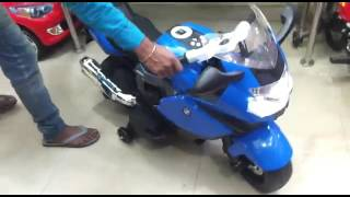 BMW Battery operated Ride  On Bike