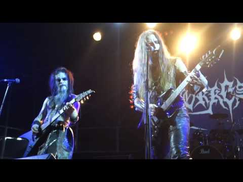 Morkesagn - Fimbulwinter's Spell (Satanic Warmaster Cover) (Live at