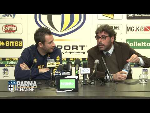Antonio Cassano-Pietro Leonardi: conferenza stampa integrale del 2 gennaio 2014