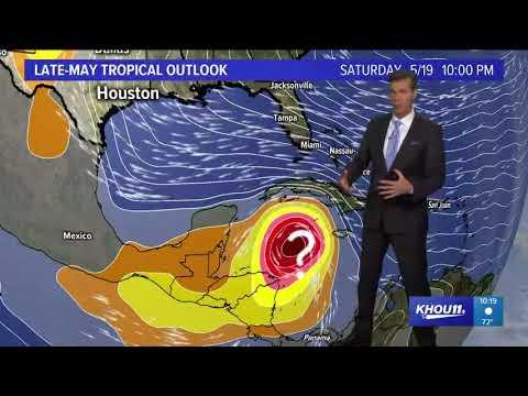 Houston Forecast: Hot, humid Thursday