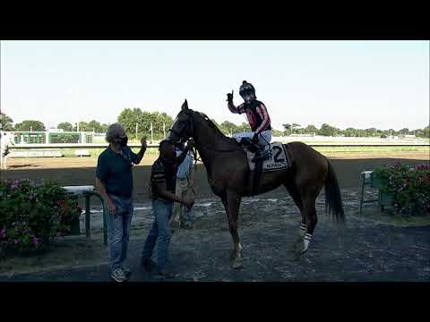 video thumbnail for MONMOUTH PARK 08-08-20 RACE 11