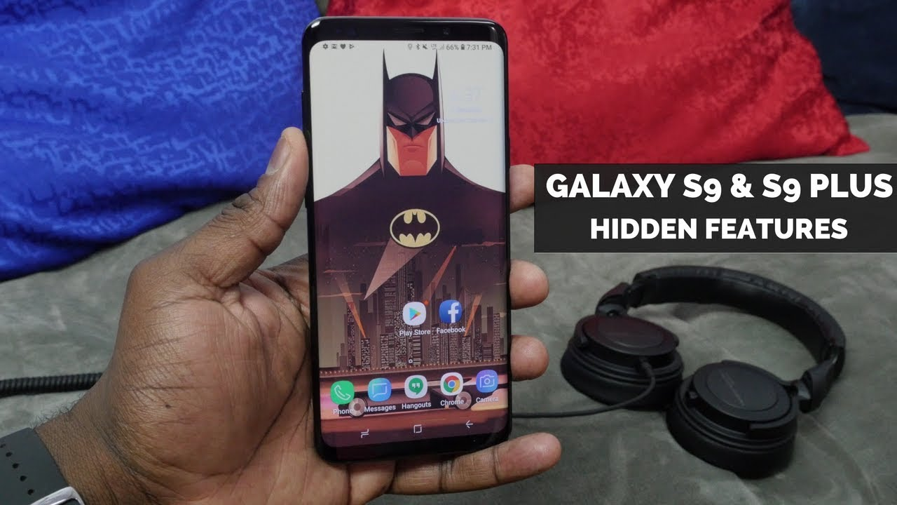Samsung Galaxy S9 S9 Plus Hidden Features Youtube
