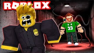 I BECOME in the CAMPING MONSTRUO in ROBLOX !!
