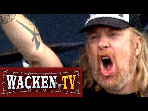 At The Gates - The Book of Sand (The Abomination) - Live at Wacken Open Air 2015
