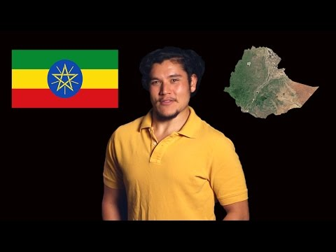 Geography Now! Ethiopia