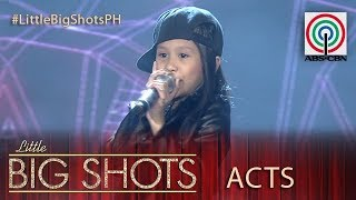 Little Big Shots Philippines: Zipporah | 8-year-old Kiddie Beatboxer