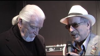 Jon Lord Speaking With Jon Hammond