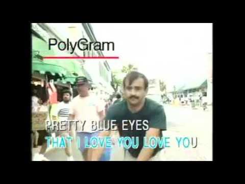 Pretty Blue Eyes karaoke