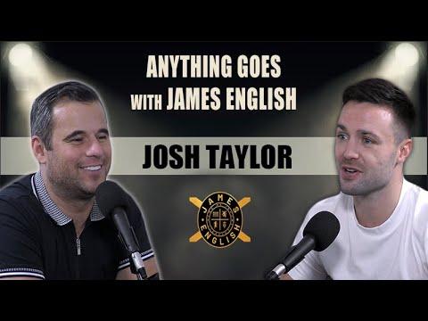 Boxer Josh Taylor