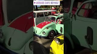 VosVos sevenlerin buluşma adresi Vosvos Cafe Beykoz