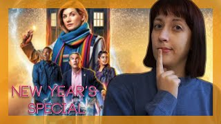 """DOCTOR WHO New Year's Special """"Resolution"""" REVIEW (with spoilers)"""