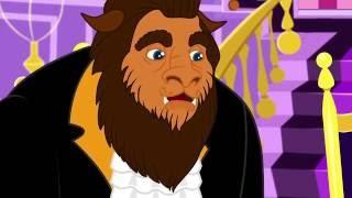 Princesse | La Belle et la Bête + La Reine des Neige -  2 contes pour enfants avec les P'tits z'Amis streaming