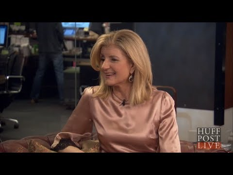 Arianna Huffington Talks About How She Defines Success