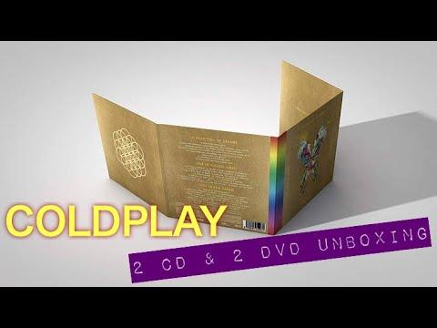 Seberapa Keren Sih Album Fisik Live Coldplay Yang Terbaru ?