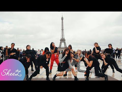 [KPOP IN PUBLIC PARIS] EVERGLOW (에버글로우) - Adios Dance Cover