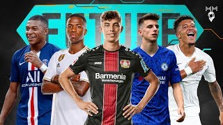 Top 10 Young Players 2019 ● The Future of Football