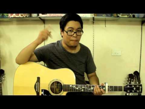 [Guitar/Ukulele tutorial]Hướng dẫn chơi: Payphone - Maroon 5
