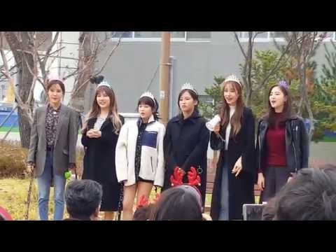 20161113- T-ara fan meeting after inkigayo