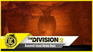 Roosevelt Island Hidden Room | The Division 2