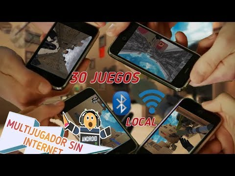Top 10 Juegos Multijugador Red Local Online Bluetooth Para Android