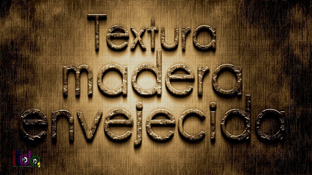 Tutorial Photoshop // Efecto de texto \