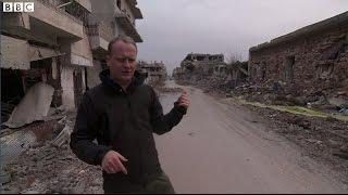 【BBC】 コバニの現場から 「イスラム国」撤退後の荒廃