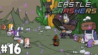 Castle Crashers Кооператив #16 - Куча Боссов