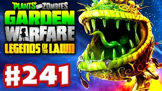 Plants vs. Zombies: Garden Warfare - Gameplay Walkthrough Part 241 - Chomp Thing! (PC)