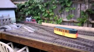 the amazing Gordon Diplock Aero-Railcar