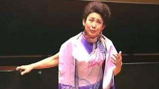 西田ちづ子(ソプラノ歌手)落葉松