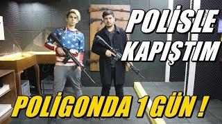 ATIŞ POLİGONUNDA POLİS İLE 1 GÜN GEÇİRMEK!