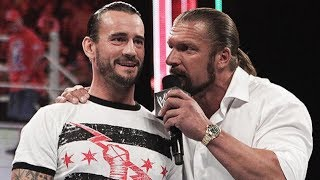 CM Punk Will Come Back To WWE - Work Or Shoot?
